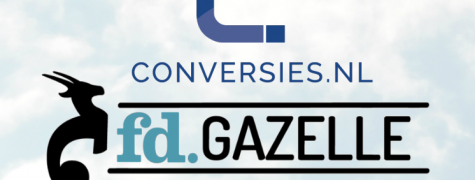 Conversies.nl is FD Gazelle 2017
