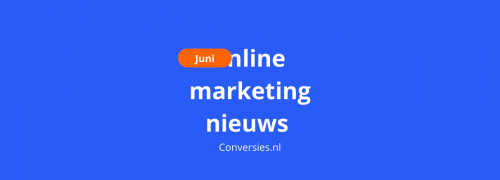 Marketing nieuws juli